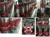 Pompa ad acqua elettrica delle acque luride di Submwersible, pompa di Submwersible, pompa di Diry
