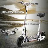Motocicleta elétrica grande nova da roda 500W