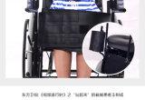 China Proveedor Topmedi Equipo Médico Semi-Automático Stand Up Silla de Ruedas