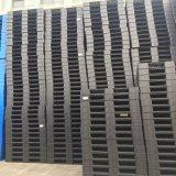 48*40 Polegadas paletes de plástico resistente, pavimento, paletes de paletes de perímetro completo