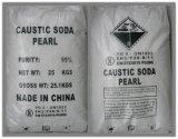 真珠及び薄片の腐食性ソーダが付いている腐食性ソーダ