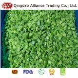 Hochwertiger gefrorener gewürfelter grüner Pfeffer