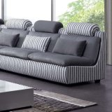 Sofá de tecido de canto para Mobiliário doméstico