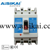 автомат защити цепи случая 100A 3poles отлитый в форму MCCB (CE/ISO9001)