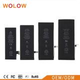 Bateria de telefone móvel de alta capacidade para iPhone 5 6 5S 6S Plus