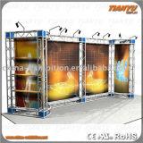 Iluminación del soporte de aluminio usado del sistema del braguero