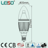 35W Incandescent Bulb Replacement 5W E14 LED Candle Bulb (leisoA)