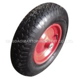 바퀴 무덤 타이어 고무 외바퀴 손수레 타이어 (3.50-8)