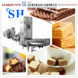 Di gas) standard Commercial-27 (riscaldamento dalla linea di produzione della cialda di cottura