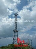 Piloni radiofonici di Megatro TV