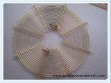 Система выпуска отработавших газов с внутренним шаровым шарниром металлическая крышка вентилятора ограждение вентилятора