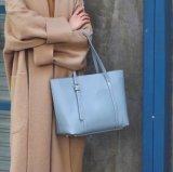 Novo PU Leather Tote Senhoras Bolsas designer de moda