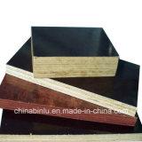 El contrachapado comercial se enfrentan con la película de alta calidad y garantía para la construcción