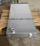 Komatsu Hitachi Vlovl Gato radiador excavadora Doosan