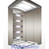 Elevación del elevador del pasajero de FUJI (HD-JX12-6)