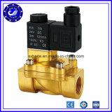 Высокий DC давления 24V клапан соленоида низкой цены 2 дюймов латунный