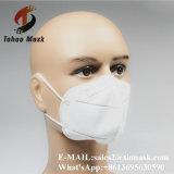 mascherina piegante gas-polvere del respiratore della particella di 3m