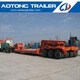5 Zeilen 10 Welle 200 Tonnen niedrige Ladevorrichtungs-Transportwagen-halb Hochleistungsschlußteil-