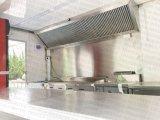 販売のためのガラスによって補強されるパネルの高品質の移動式食糧トレーラーの食糧トラック