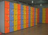 La Chine Fabricant HPL casier de profil en aluminium
