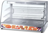 Bac de réchauffement électrique Showcase réchauffement plus chaudes du cabinet d'aliments