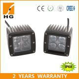 Osram 20W CREE 12W Cube 4D 3inch LED Pods pour Jeep