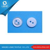 Бесплатный образец White Button Пластиковые Смола швейные Кнопки для рубашки