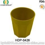 Umweltfreundliches buntes Bambusfaser-Cup (HDP-0426)