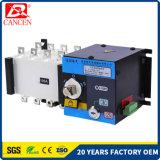 ATS 100A удваивает переключатель переноса электропитания автоматический
