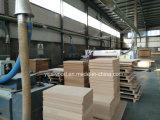 Deur van de Keukenkast van de Fabriek van Shandong de Nieuwe Houten