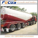 3 l'essieu 38cbm sèchent la colle/graines/utilitaire/remorque en bloc de camion-citerne aspirateur de poudre semi