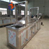 Arachide commerciale en gros d'acier inoxydable faisant frire la machine
