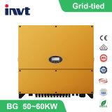 Inverseur solaire Réseau-Attaché triphasé d'Invt BG 50kwatt/60kwatt