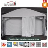 Abdeckung Arcum Bogen-Zelt-Stoß und Zug, die Zelt für 200 Leute schieben