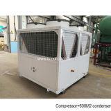 Kastenähnliches luftgekühltes kondensierendes Gerät für im Freiengebrauch