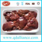 Hígado de pollo congelado con Certificado Halal