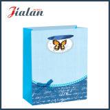 Großhandelsgeschenk-Verpackungs-Papier-gedruckte kaufenträger-Geschenk-Beutel