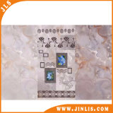 Verglasung Shinny Ceramic Wall Tile 3D New Designs Tile