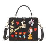 Die neueste lederne Karikatur-Handtaschen-Entwerfer-Dame Bag