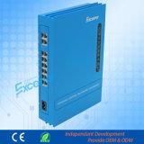Pabx Telephone System 2 Co Linha 6 Extensões Intercomunicador de escritório Troca telefônica