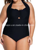 Großhandelsfrauen-Kleidung-reizvoller großer Stückhalter-Badeanzug