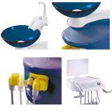 Ce l'unité de soins dentaires de qualité approuvé avec un design moderne fauteuil dentaire
