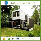 低価格のプレハブのモジュラー・ホームの贅沢な別荘の家デザイン