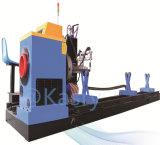 Cheap CNC flamme de plasma Machine de découpe du tube métallique 5 Ronde de l'axe machine de découpe du tuyau
