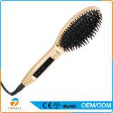 2016 Новый профессиональный Выпрямитель для волос щетка электрическая щетка для волос