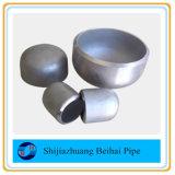 Soldadas de aço carbono tampa de tamanho grande