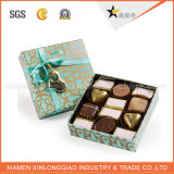Fancy Paper Chocolate Apresentação / Craft / Gift Boxes, Custom Luxury Chocolate Box