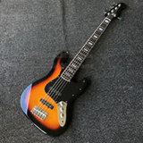 Jass Bass Guitar 5 Cordas Rosewood Fingerboard Sunburst China Custom Electric Bass guitarras em stock