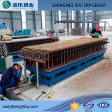 Gradeamento GRP a máquina com o tamanho do painel de 1220x3660x38mm