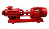 Pompe à incendie multi simple horizontale d'étape de Xbd-W